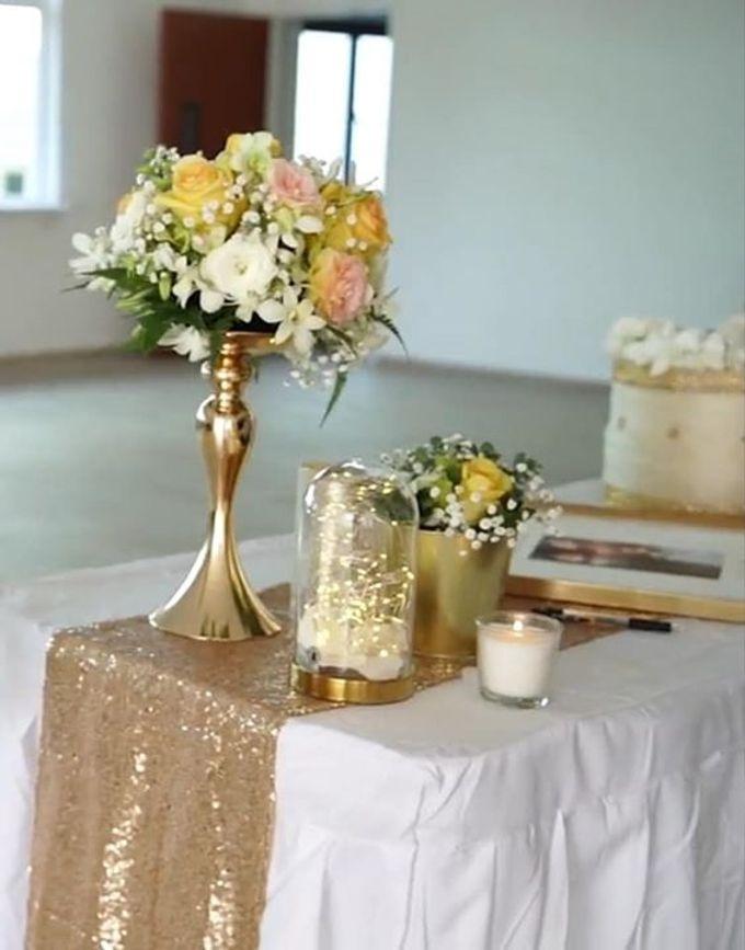 Royal Wedding by Dorcas Floral - 003