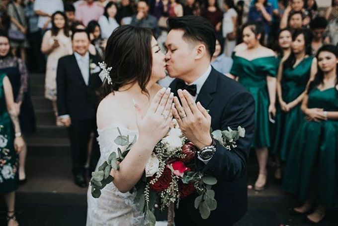 Wedding of Kevin & Clea by Twogather Wedding Planner - 009