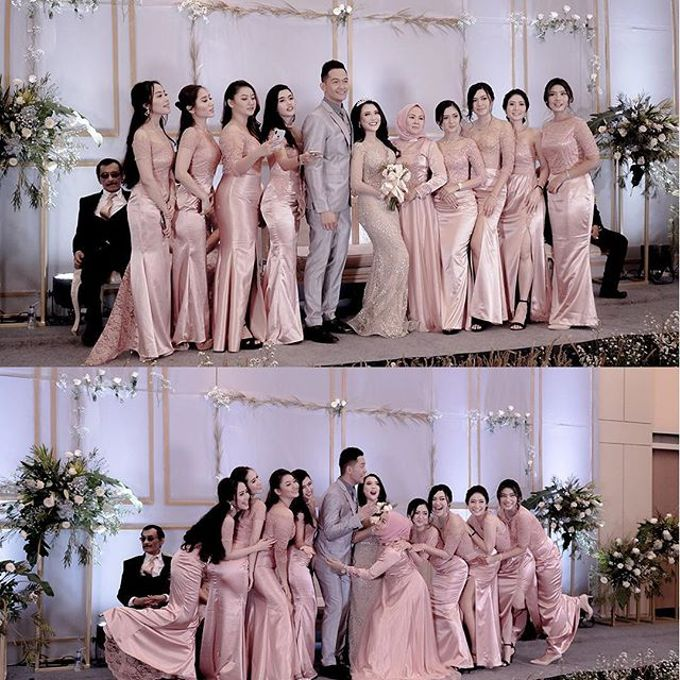Wedding of Ayu & Rachles - 22 Des 18 by Financial Club Jakarta - 007