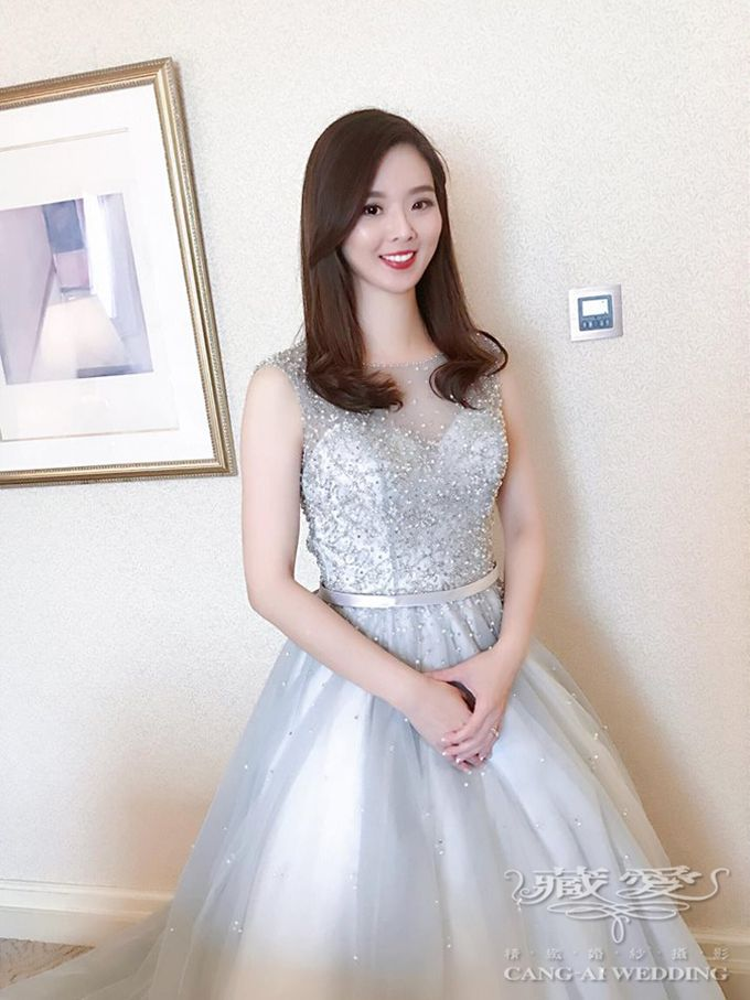 Bride & Gowns by Cang Ai Wedding - 007