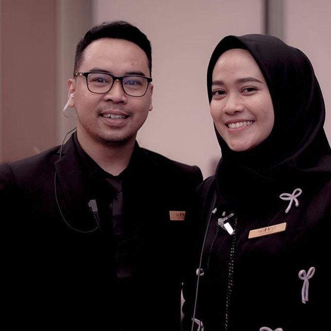 Wedding of Ayu & Rachles - 22 Des 18 by Financial Club Jakarta - 011