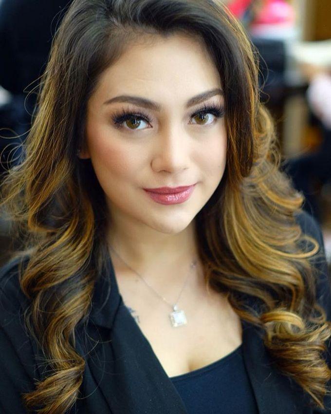 Celine Evangelista by Donna Liong MakeupArtist - 003
