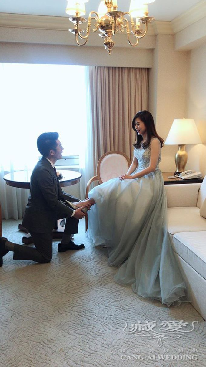Bride & Gowns by Cang Ai Wedding - 008