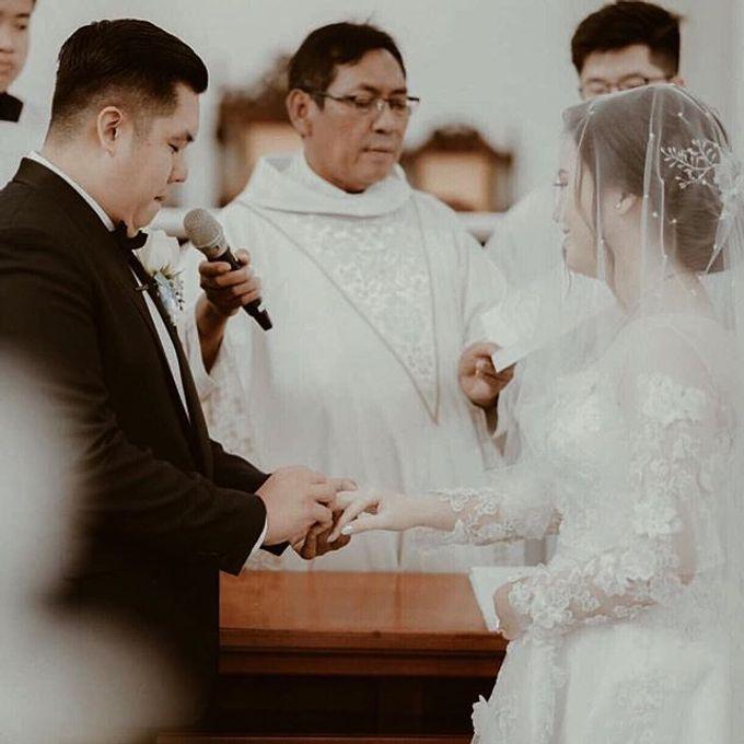 WEDDING OF DANIE AND CARLA SHERLITA by VEZZO STUDIO by Christie Basil - 005