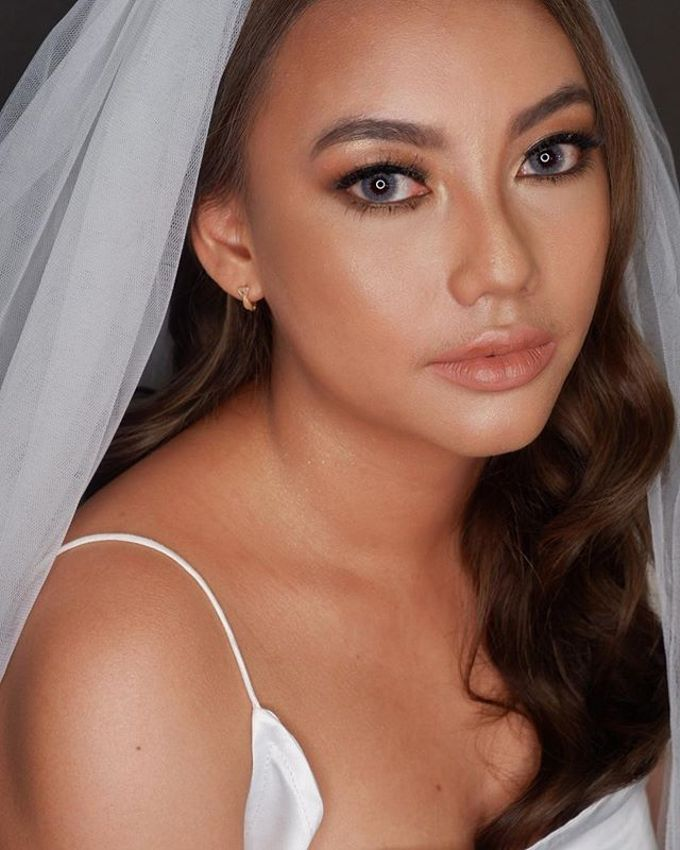 Wedding Makeup Look by by_ifdabeng - 003