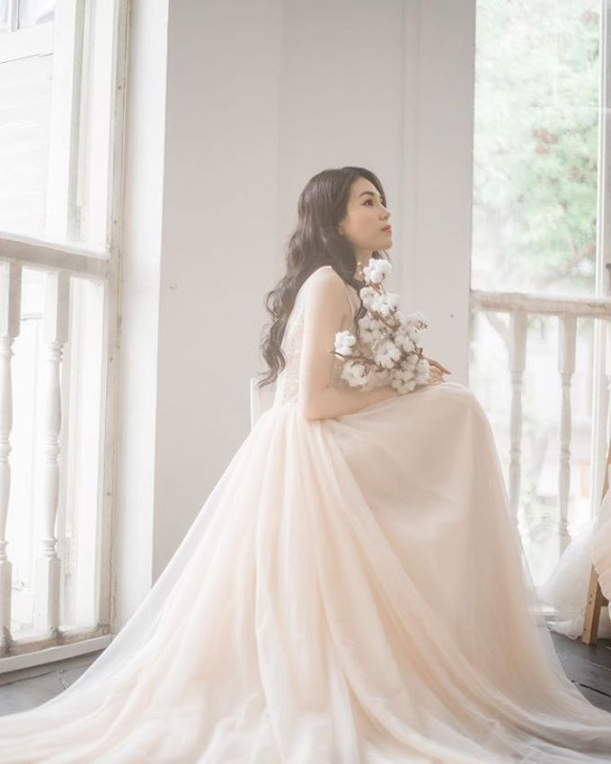 LoveAtFirstSight Collection by Blush House Bridal - 011