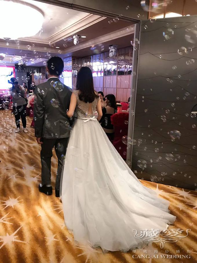 Bride & Gowns by Cang Ai Wedding - 009