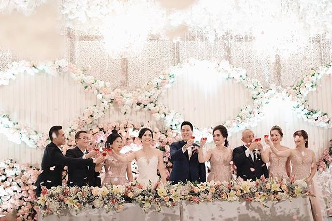 The wedding of Kevin & Agnes by AGVSTA by Bethania - 005