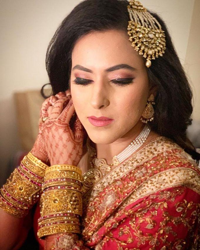 Make up by Natasha arya  by Natasha arya - 049