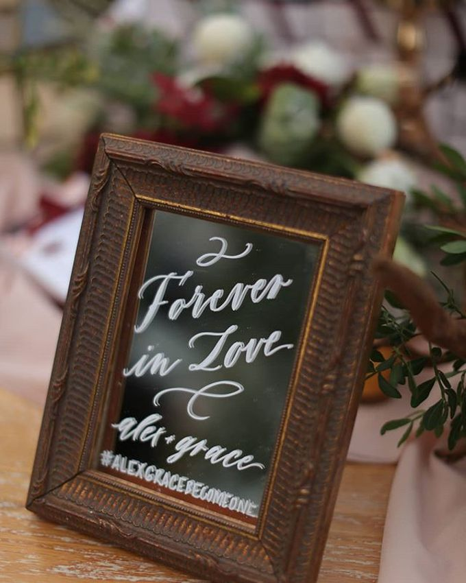 The wedding of Alex & Grace by Tea & Co Gift - 004