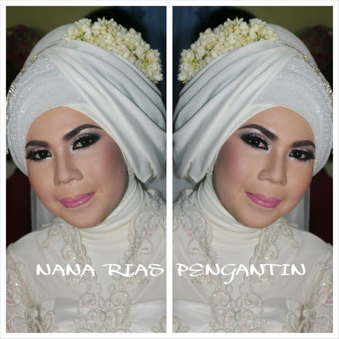 WEDDING - AISYAH/AAN by NANA Rias Pengantin - 001