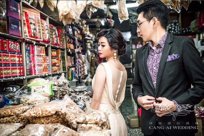 Throwback by Cang Ai Wedding - 009