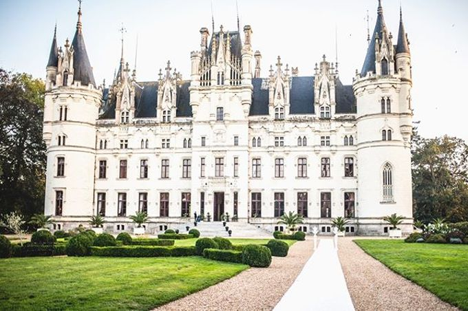 The Perfect Elopement by Chateau Challain Events - 011