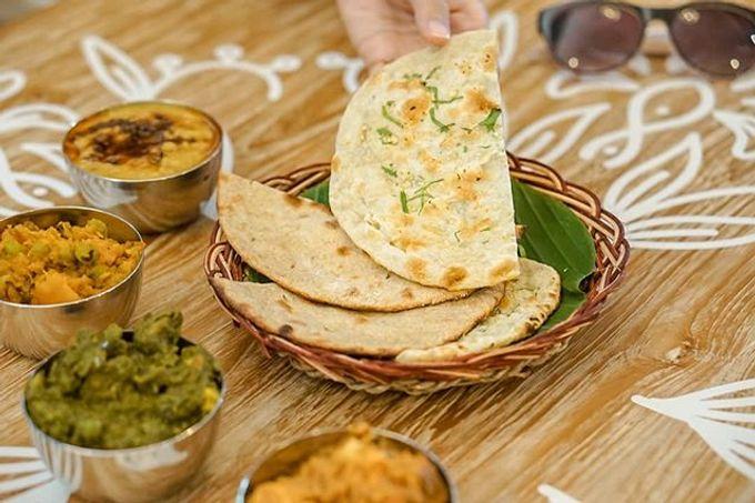 Catering for Indian Food by Roti Daal - Vegan & Vegetarian Indian Food - 010