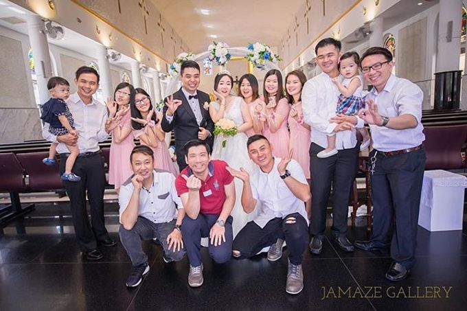 Wedding Ceremony by JacksonCCS Photography - 010
