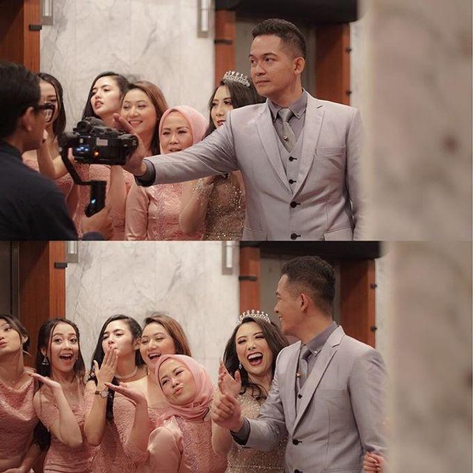 Wedding of Ayu & Rachles - 22 Des 18 by Financial Club Jakarta - 015
