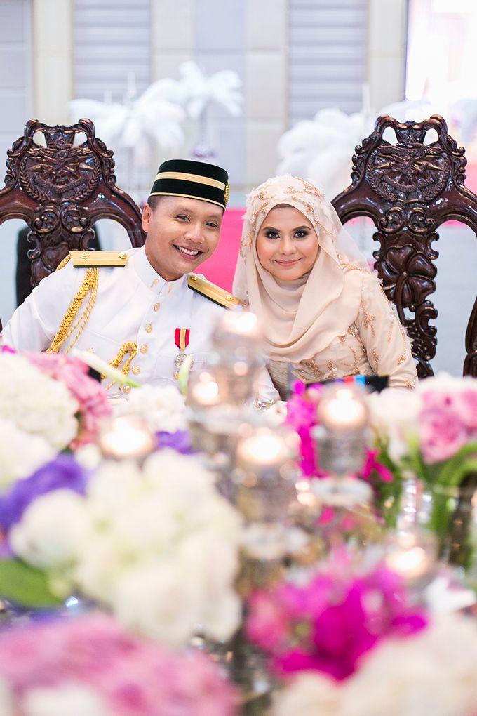 Liyana & Fairuz - Reception by Cubic Foto by PlainPaperpaint Production - 040