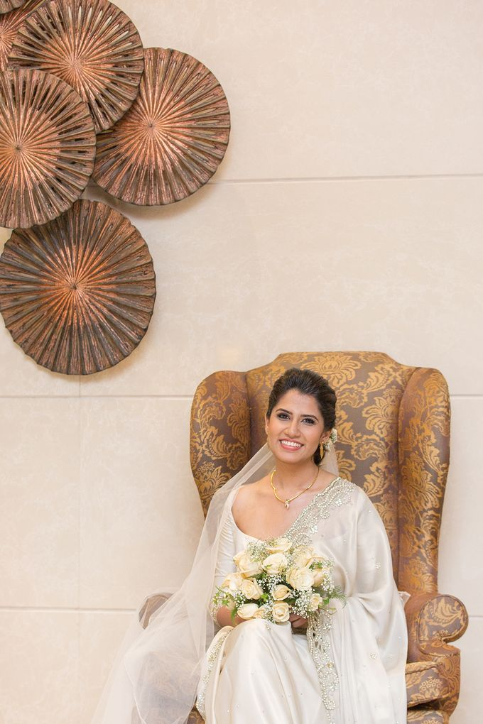 Wedding of Roshani & Charith by DR Creations - 026