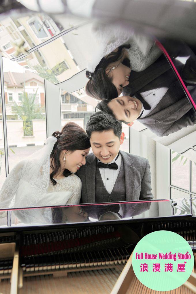 Pre-Wedding  Vincent & Samantha by Full House Wedding Studio - 013