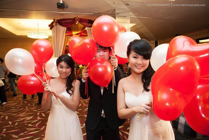 Fery & Nova - Wedding Day by HD Photography - 031