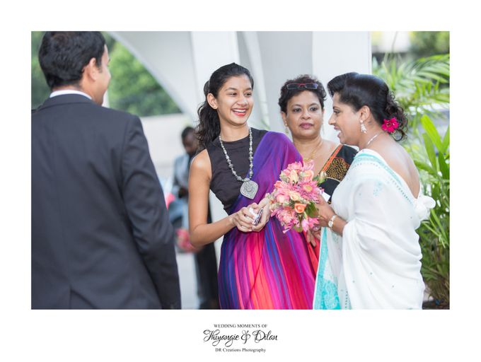 Wedding of Thiyangie & Dilan by DR Creations - 049