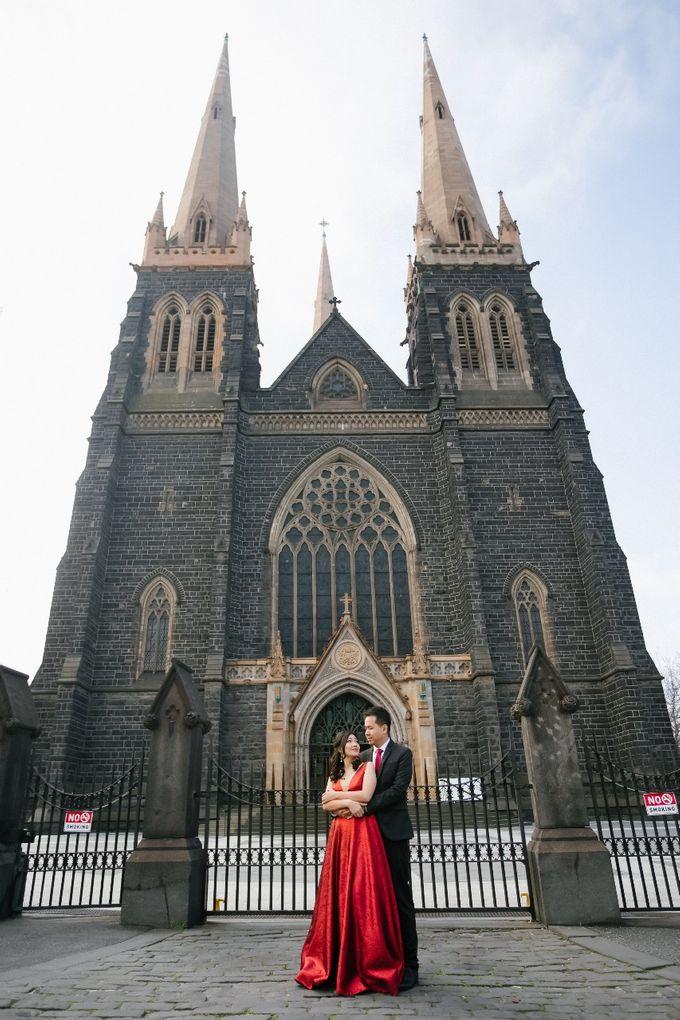 Prewedding Melbourne by Ohana Enterprise - 001