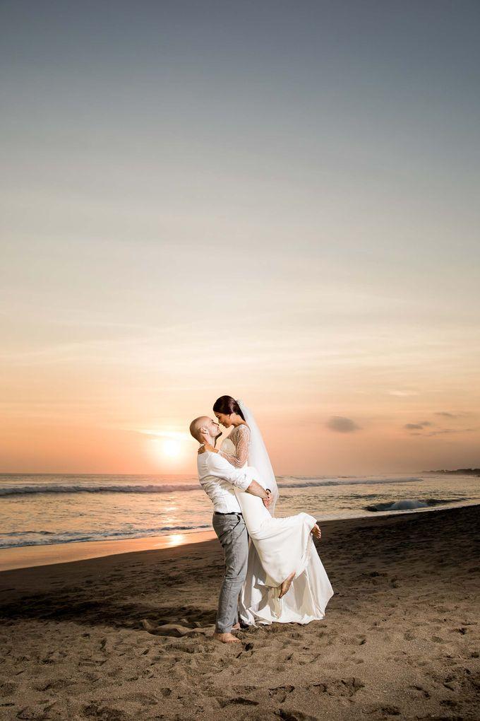 Phalosa Villa Bali Wedding - Ita & Phillip by Bali Pixtura - 024