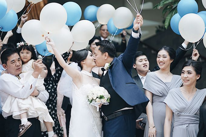 Aldi & Windy Wedding Day by Écru Pictures - 007