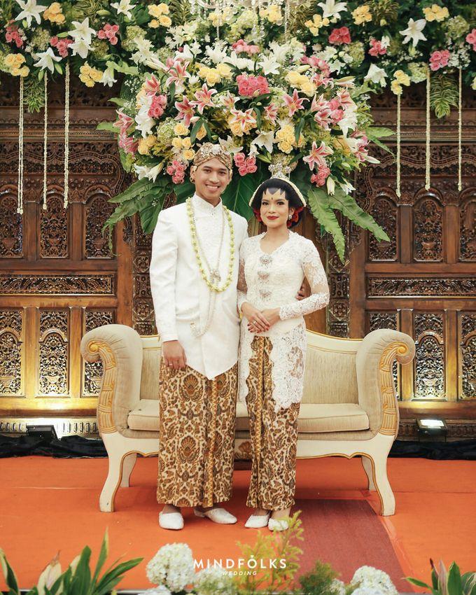 Benita & Diandra Wedding Highlight by IKK Wedding Planner - 002
