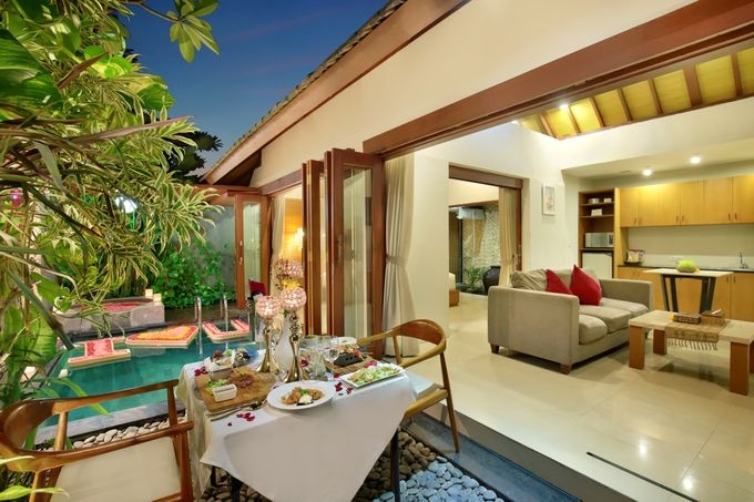 Honeymoon Package at legian Kriyamaha Villa by Ayona Villa - 012