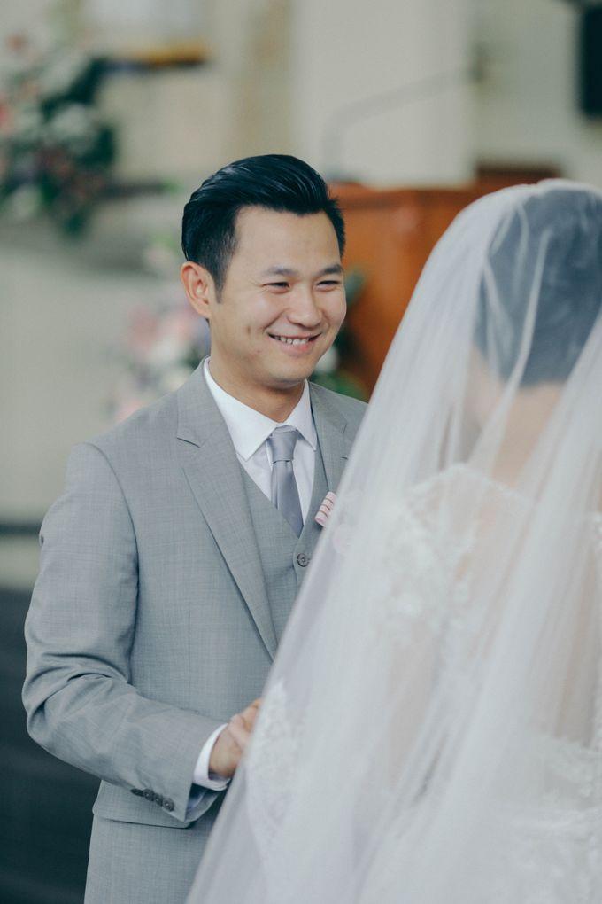 Tomas & Asti Jakarta Wedding by Ian Vins - 028