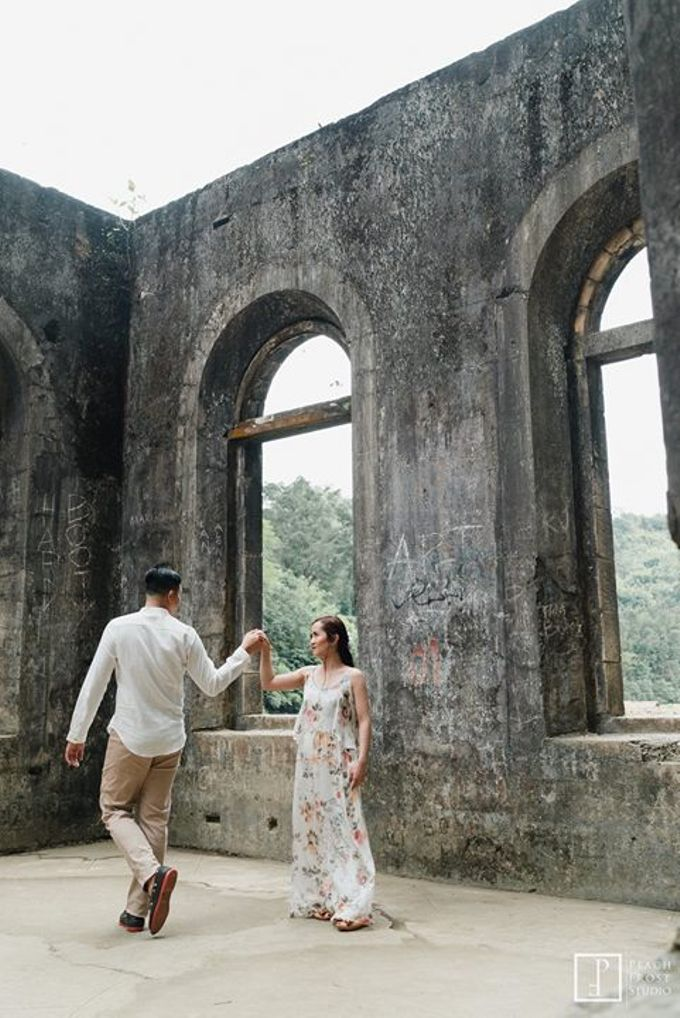 Nature Themed Pre Wedding of Jed & Joan by Bride Idea - 027