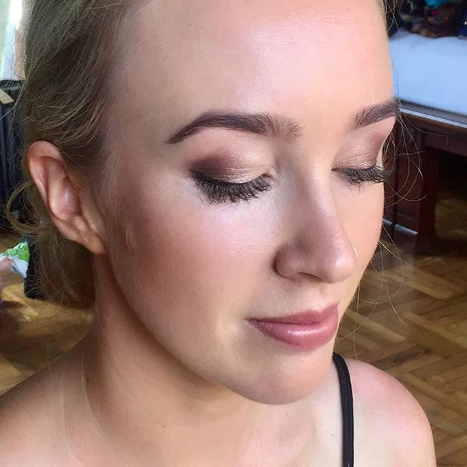 Airbush makeup by Bali Hair and Makeup  / Anja buerck - 040