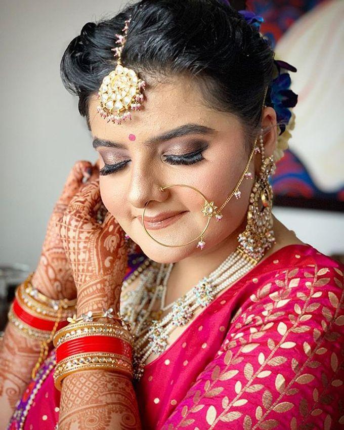 Make up by Natasha arya  by Natasha arya - 045