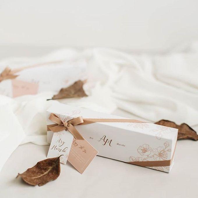 The Wedding of Marsha & Ary by Tea & Co Gift - 004