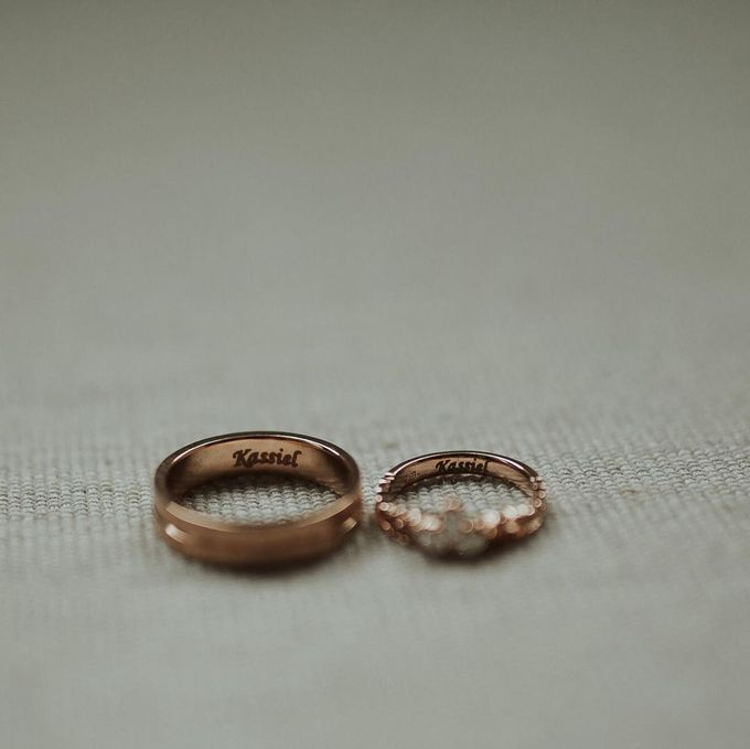 The Wedding Yessiel & Eka Gustiwana by V&Co Jewellery - 001