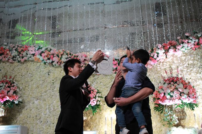 Anthony Stevven MC Wedding SunCity Jakarta by KEYS Entertainment - 013