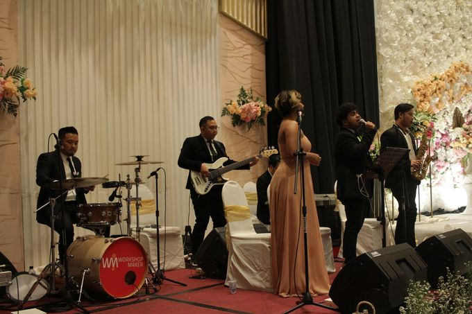 Mc Wedding Novotel Tangcit - Anthony Stevven by Pizzaro Sensation Design - 007