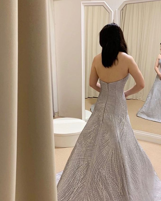 Evening Gown  by Tommy Pancamurti - 047