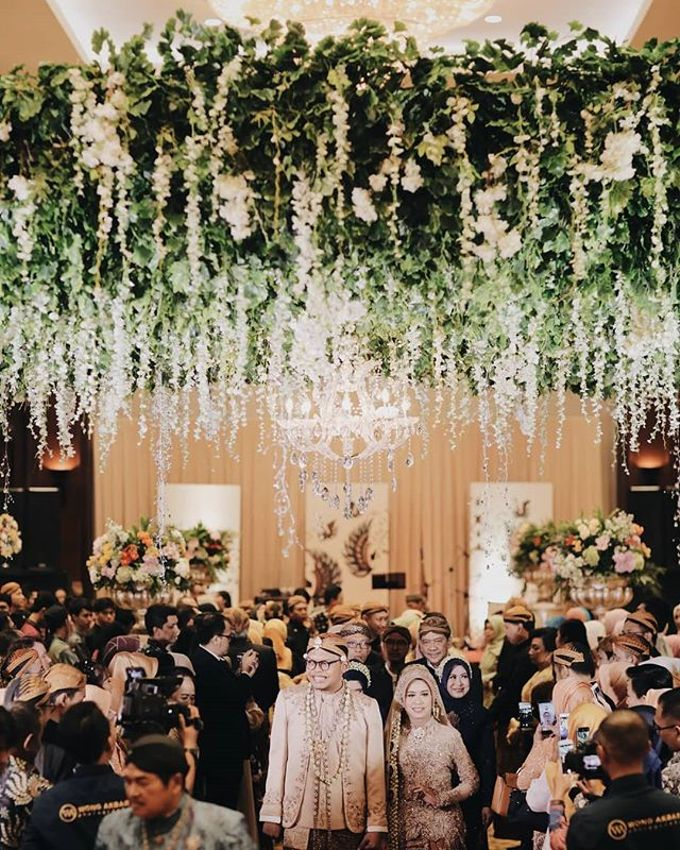 The Wedding of Talitha & Dimas by D n A Decoration - 005
