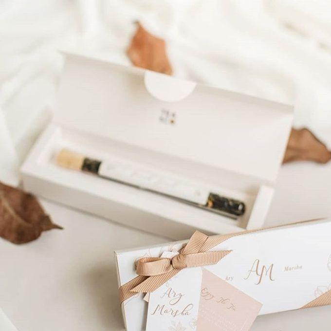 The Wedding of Marsha & Ary by Tea & Co Gift - 001