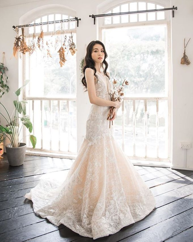 LoveAtFirstSight Collection by Blush House Bridal - 009