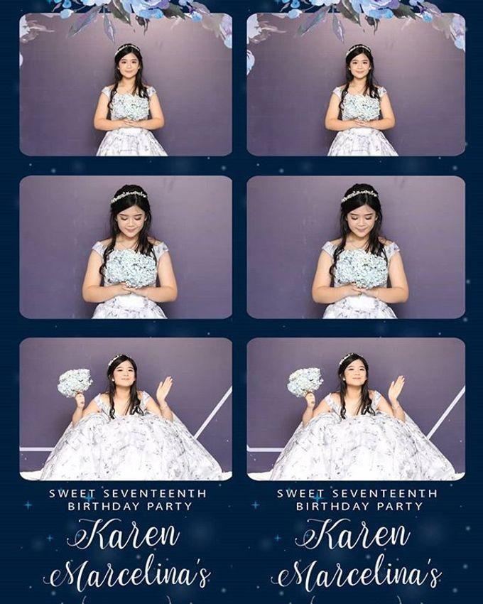 Sweet Seventeen of Karen Marcelina by Laserman show - 001