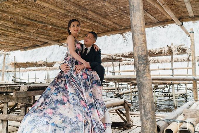 Nature Themed Pre Wedding of Jed & Joan by Bride Idea - 036