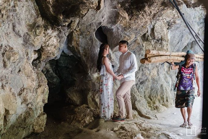 Nature Themed Pre Wedding of Jed & Joan by Peach Frost Studio - 018