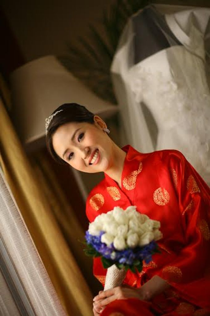 Girlie Chua Wedding by Orlan lopez - 001