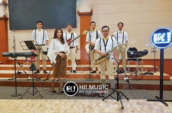 Wedding Reception Events (The Band) by Hi! Music Entertainment - 036