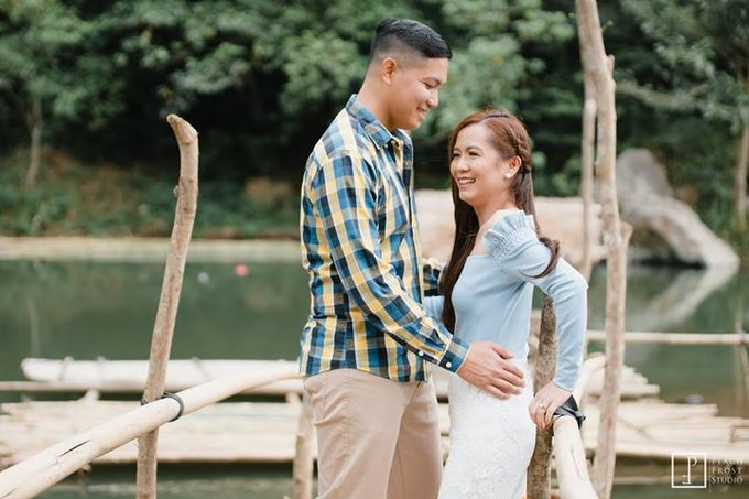 Nature Themed Pre Wedding of Jed & Joan by Peach Frost Studio - 009