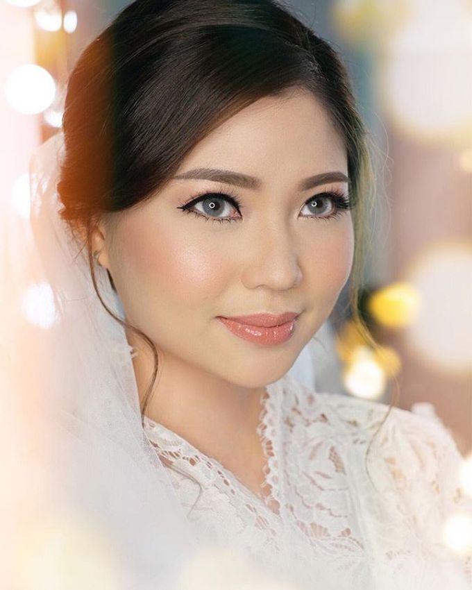Bride Laura by GNA Makeup - 003