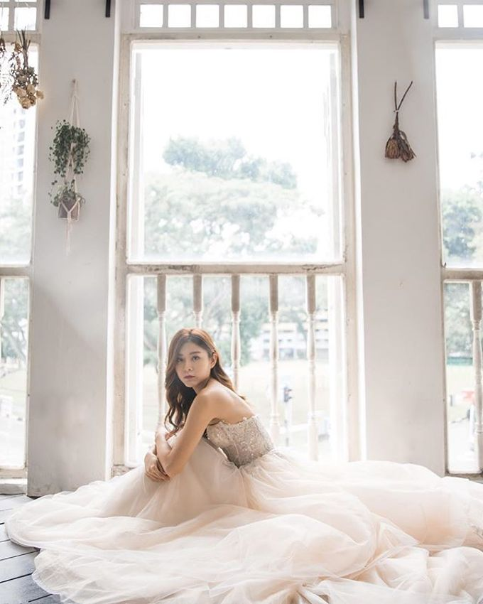 LoveAtFirstSight Collection by Blush House Bridal - 010